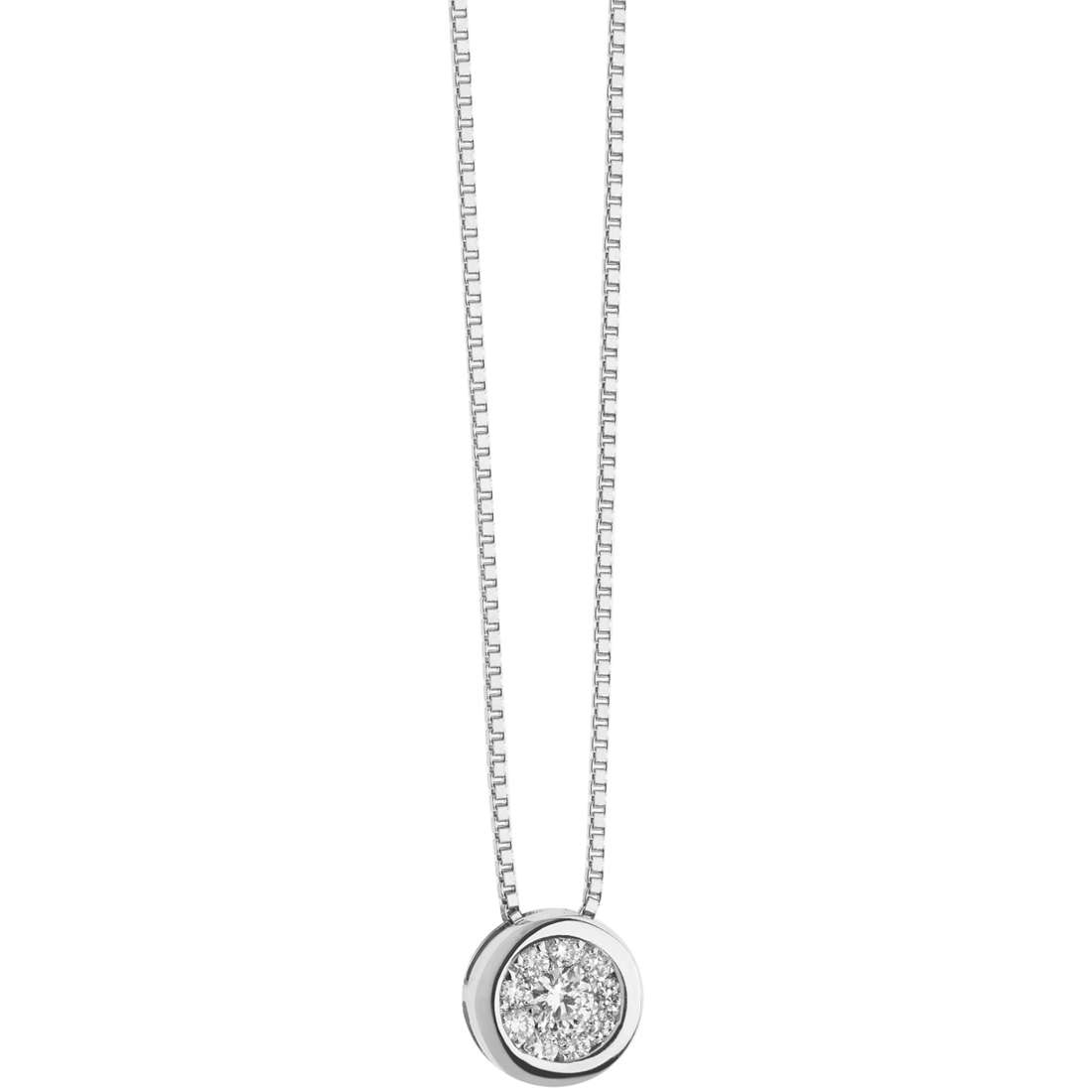 necklace woman jewellery Comete Punti Luce GLB 1303