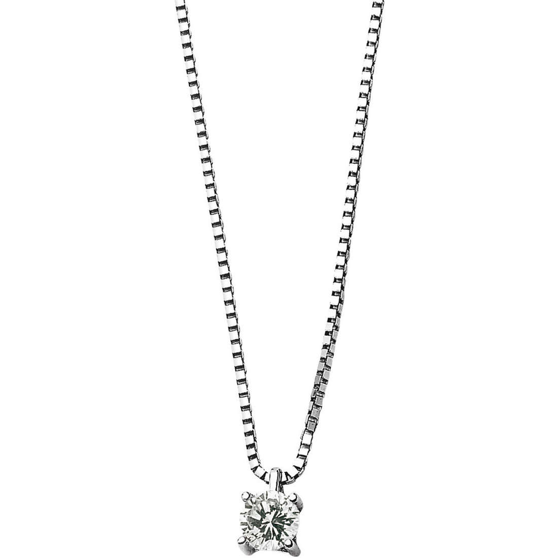 necklace woman jewellery Comete Punto luce GLB 133