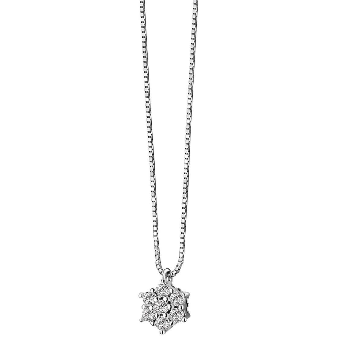 necklace woman jewellery Comete Punto luce GLB 615