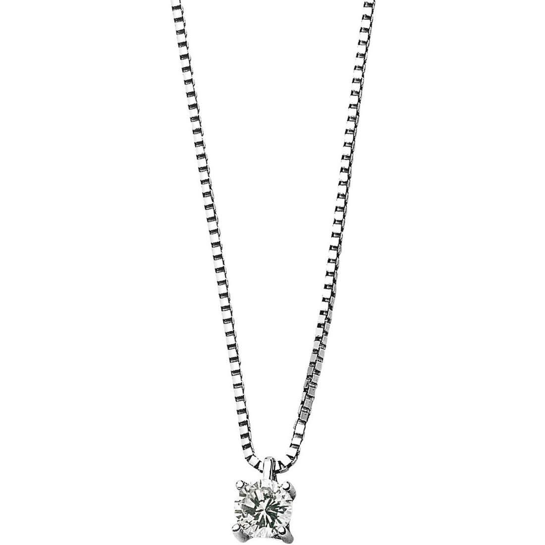 necklace woman jewellery Comete Punto luce GLB 849