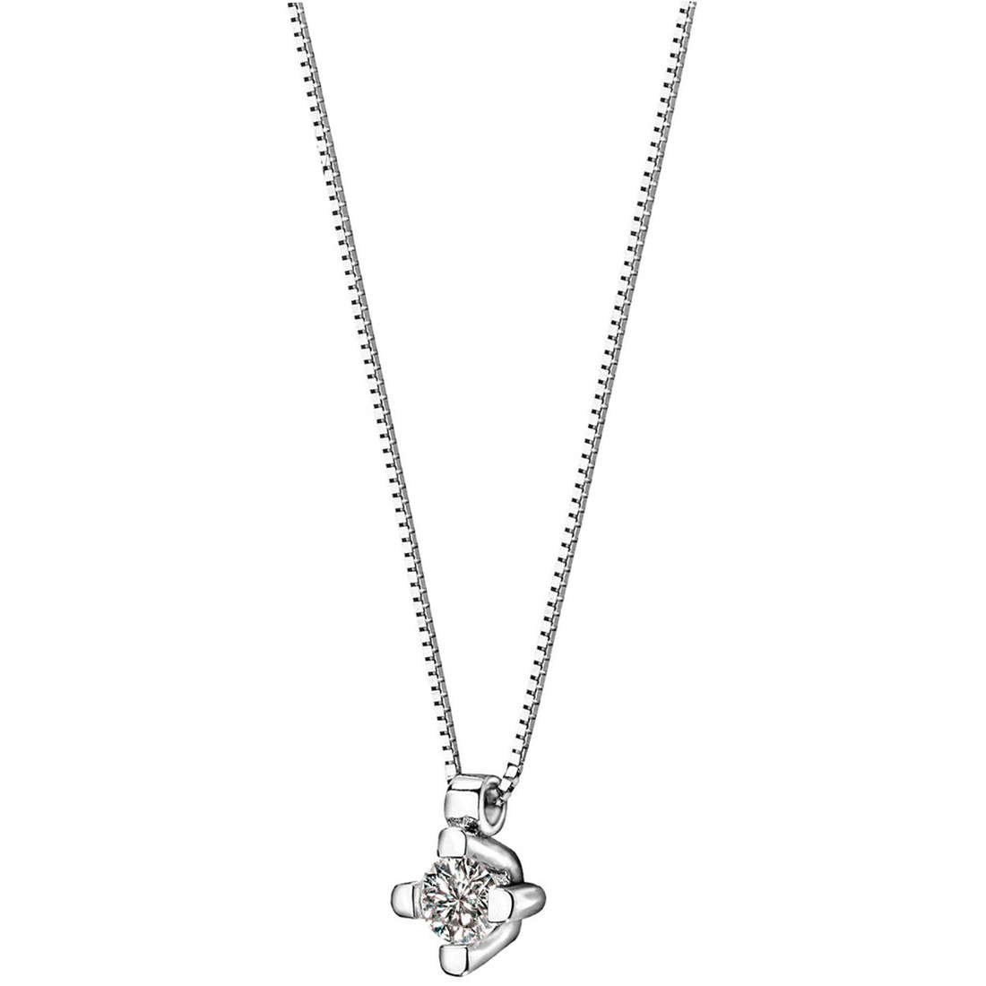 necklace woman jewellery Comete Punto luce GLB 856