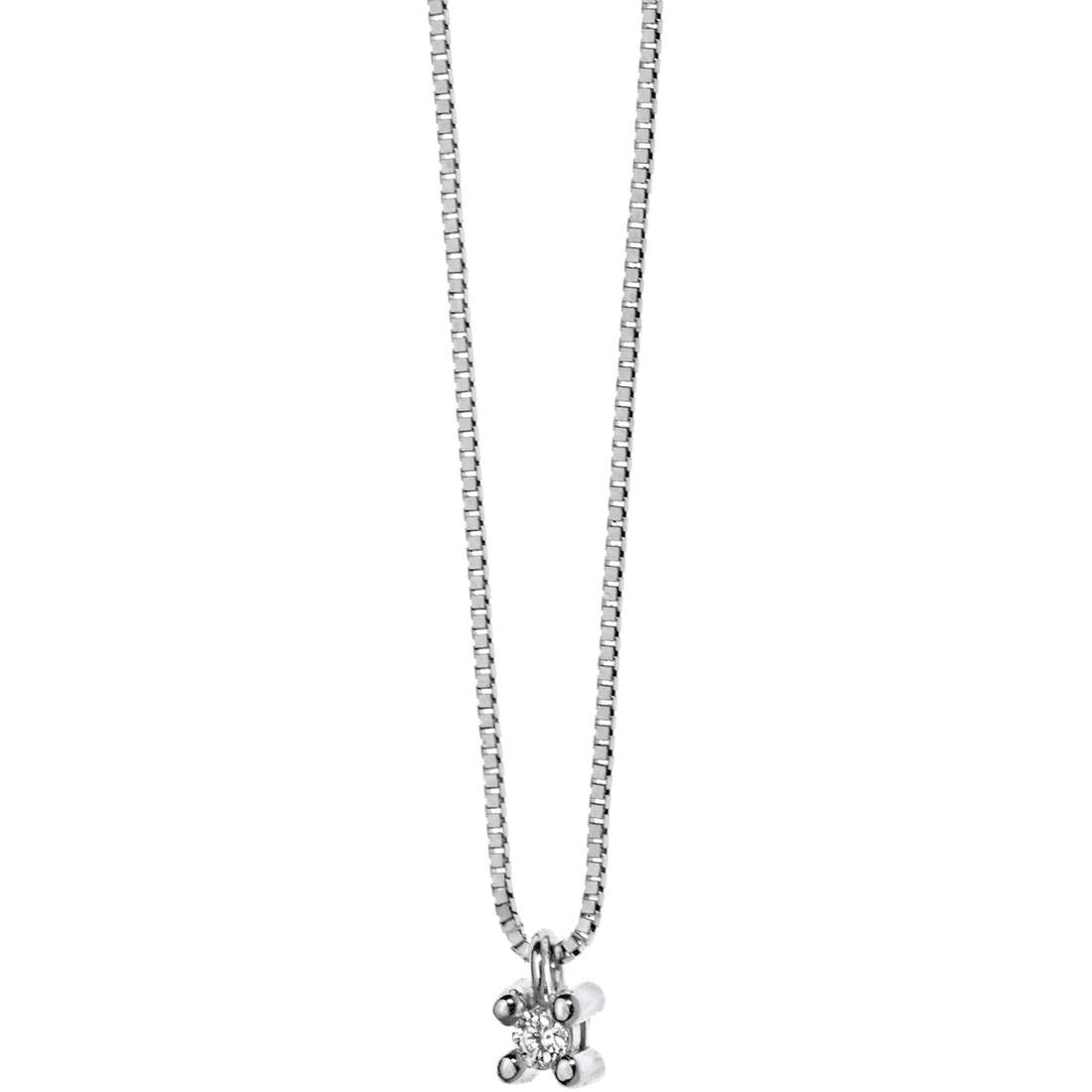 necklace woman jewellery Comete Punto luce GLB 892
