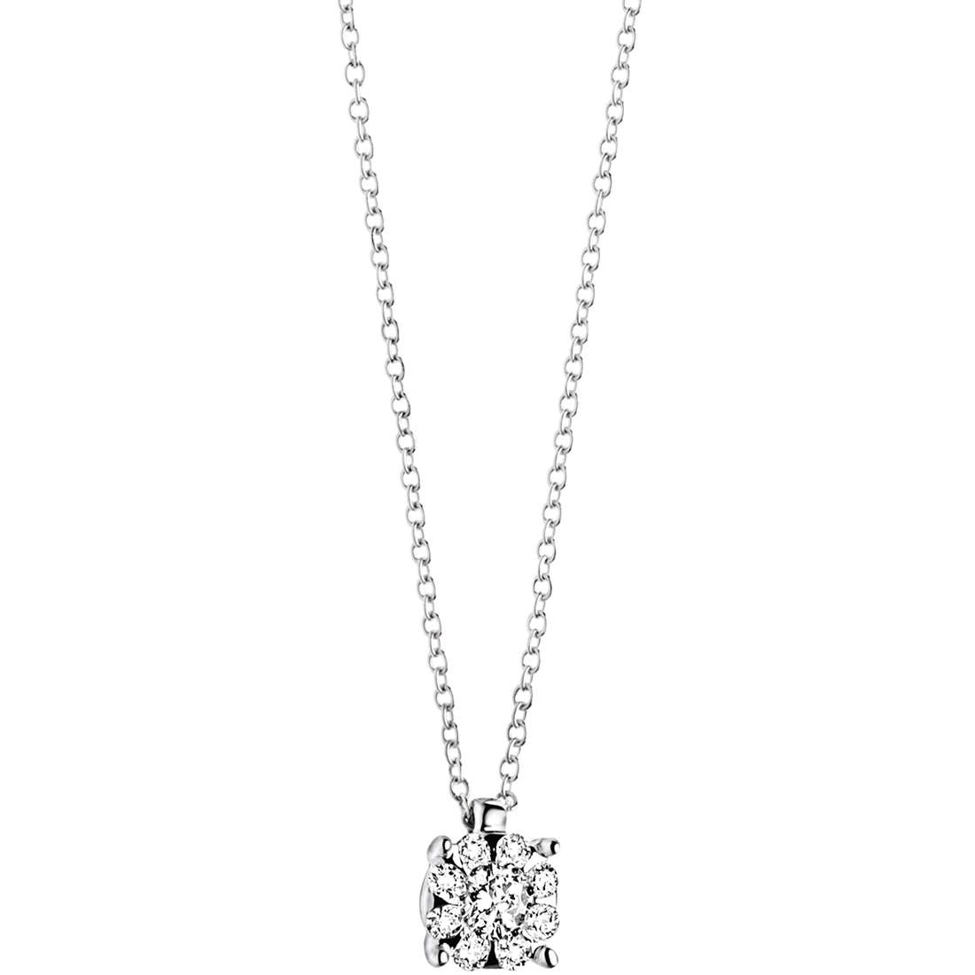 necklace woman jewellery Comete Punto luce GLB 927
