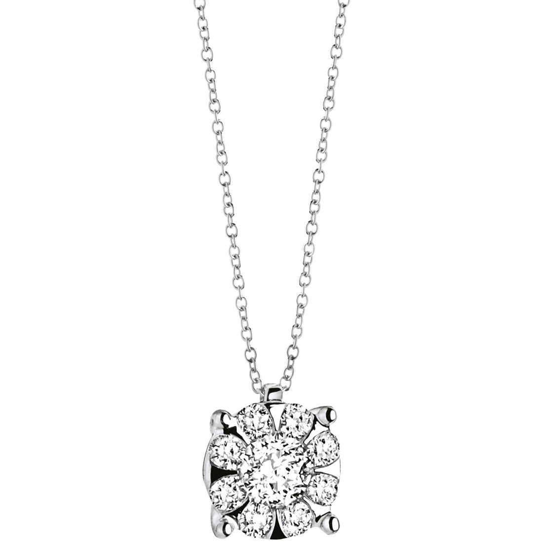 necklace woman jewellery Comete Punto luce GLB 976