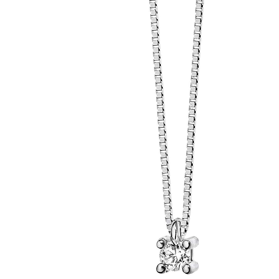 necklace woman jewellery Comete Punto luce GLB 983