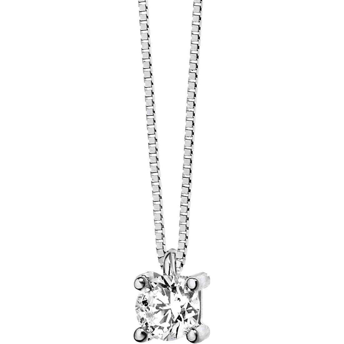 necklace woman jewellery Comete Punto luce GLB 986
