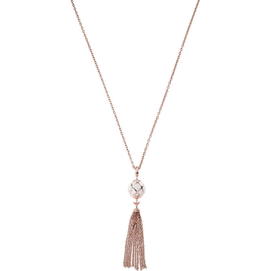 necklace woman jewellery Emporio Armani EGS1673221