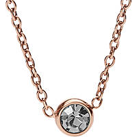 necklace woman jewellery Fossil Classics JF02533791
