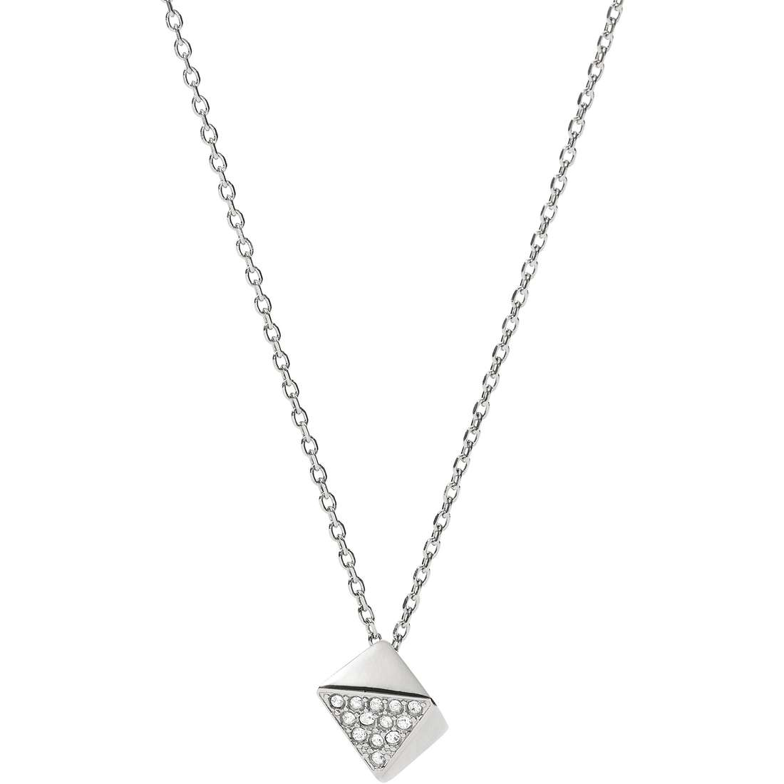 necklace woman jewellery Fossil Fall 15 JF02000040