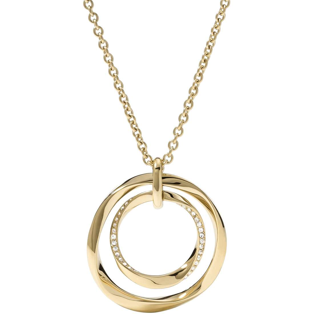necklace woman jewellery Fossil Holiday 14 JF01614710