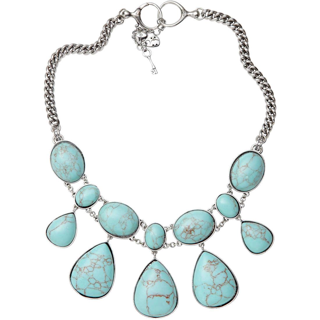 necklace woman jewellery Fossil JA5254797