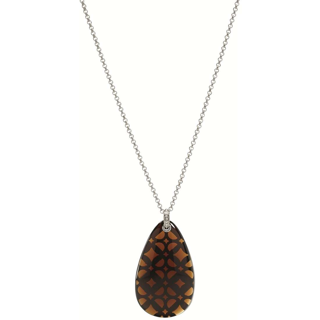 necklace woman jewellery Fossil JF00008040
