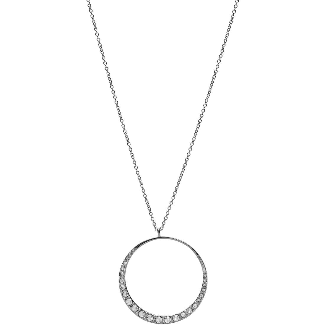 necklace woman jewellery Fossil JF00249040