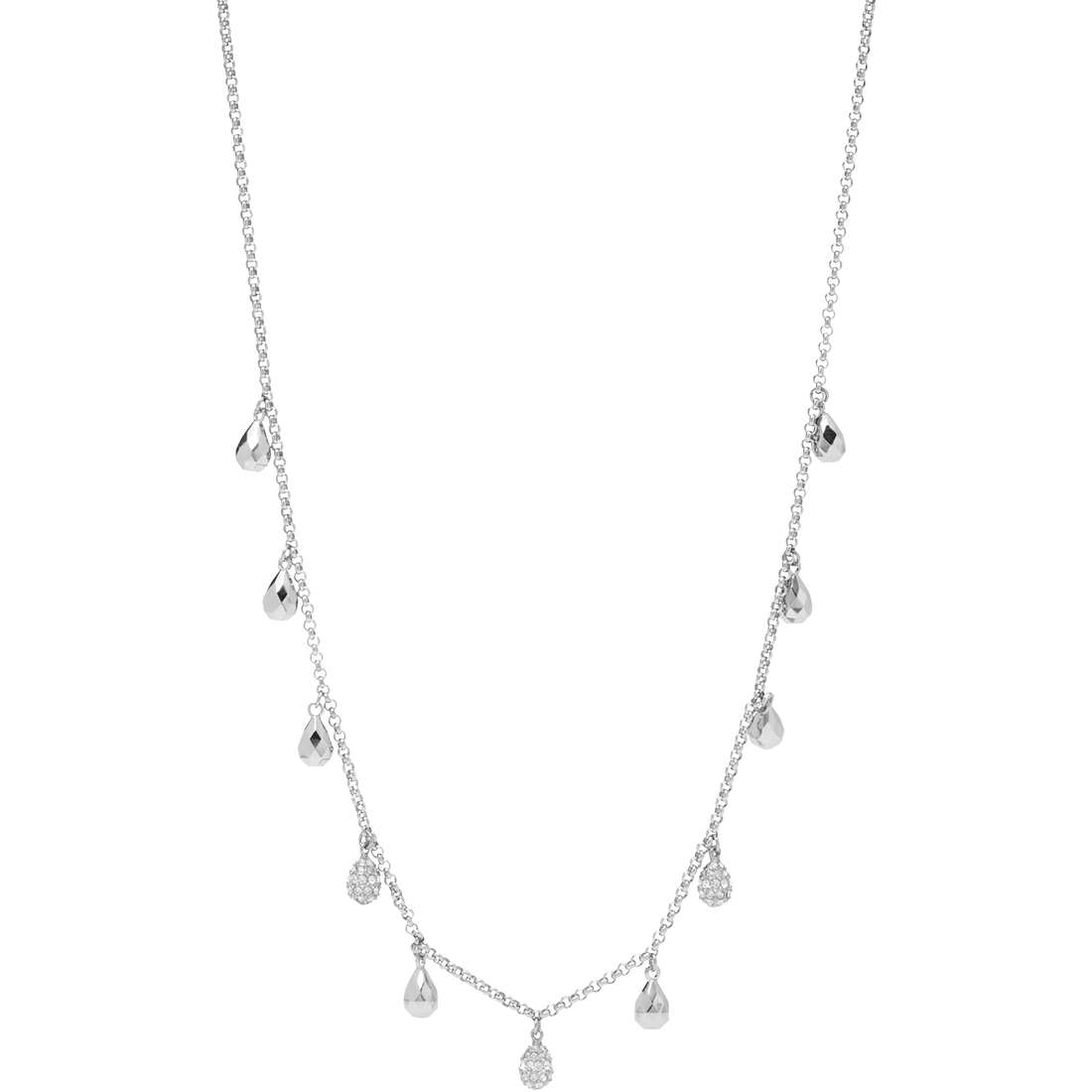 necklace woman jewellery Fossil JF00454040