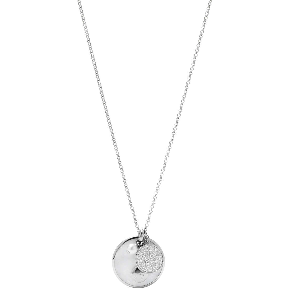 necklace woman jewellery Fossil JF00555040