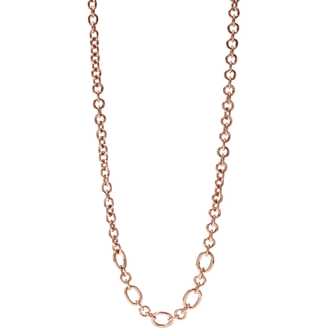 necklace woman jewellery Fossil JF00749791