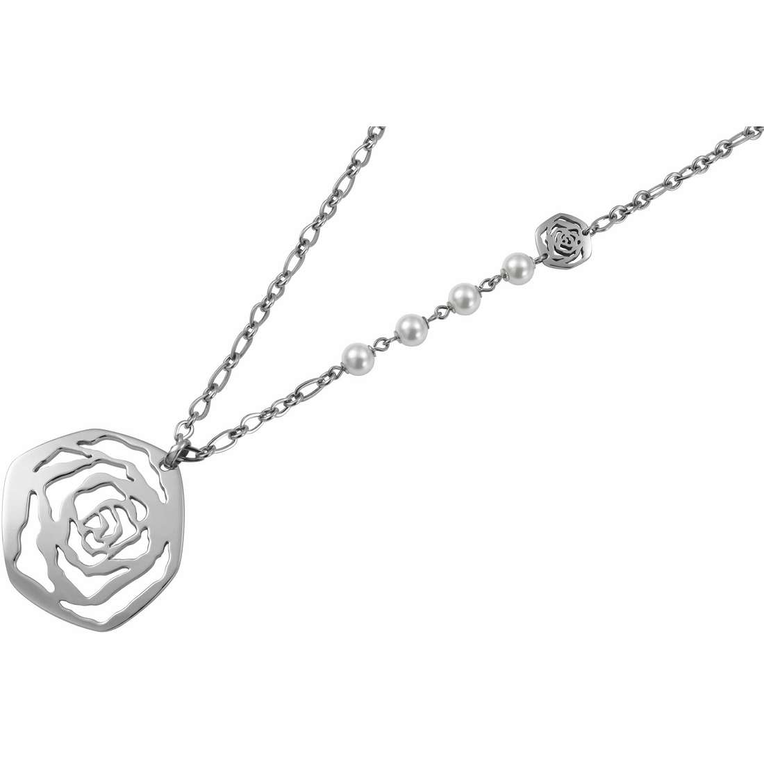 necklace woman jewellery Fossil JF83838040