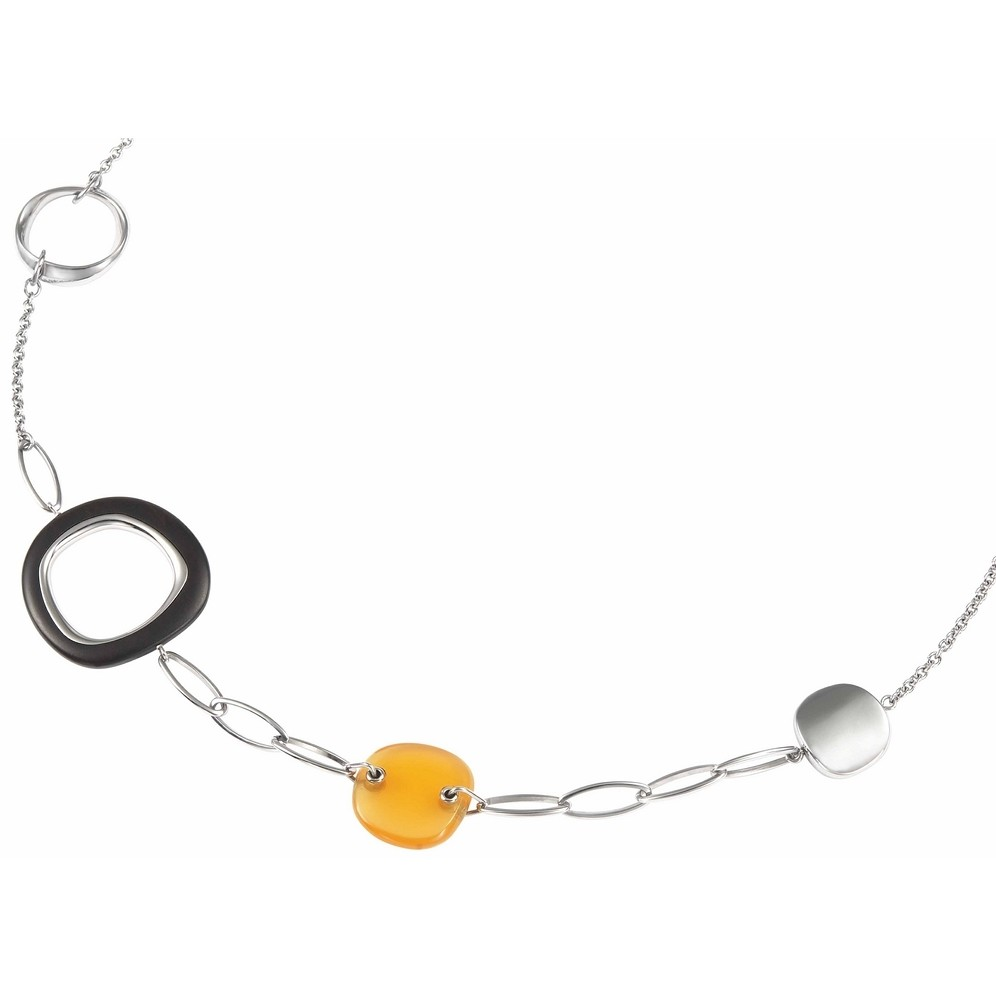 necklace woman jewellery Fossil JF84097040
