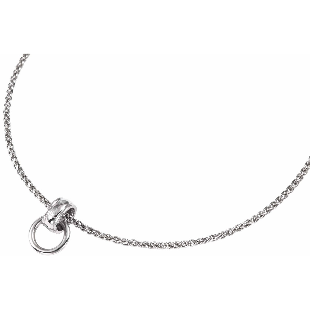 necklace woman jewellery Fossil JF84242040