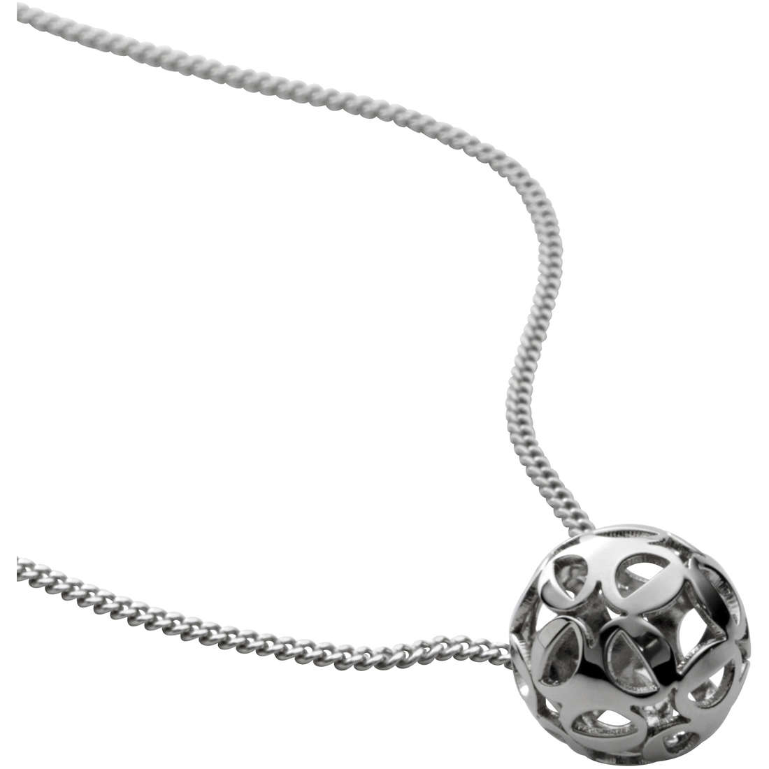 necklace woman jewellery Fossil JF8435040