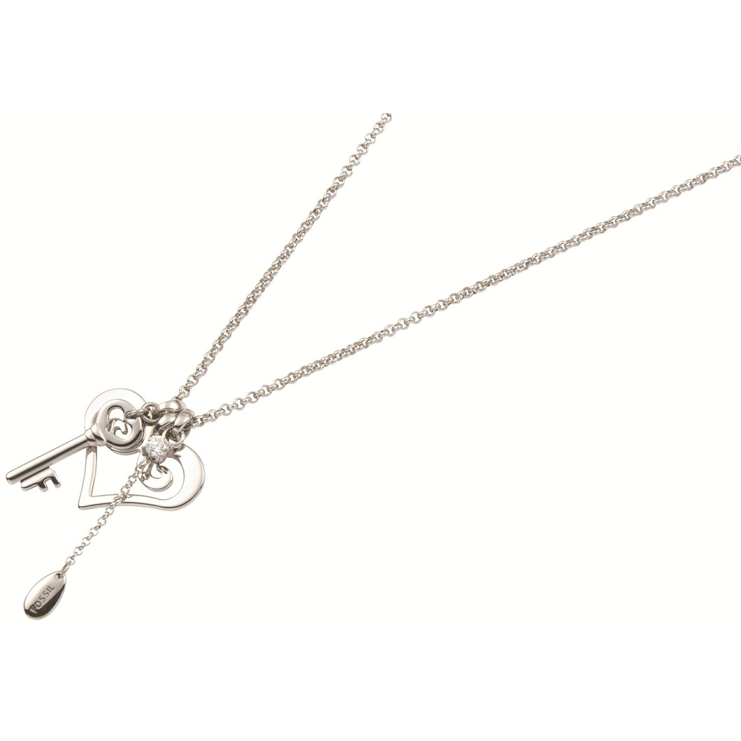 necklace woman jewellery Fossil JF84695040