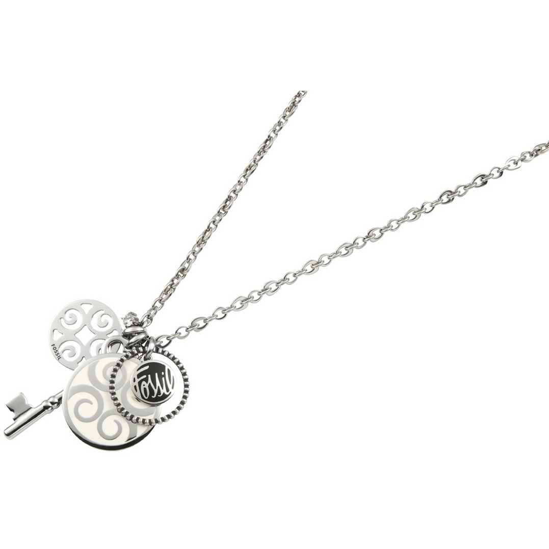 necklace woman jewellery Fossil JF84799040