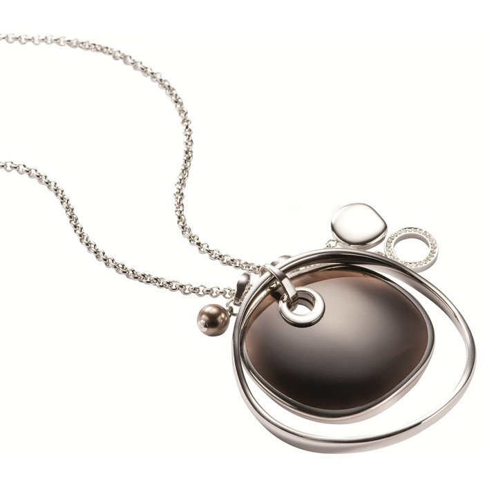 necklace woman jewellery Fossil JF85119040