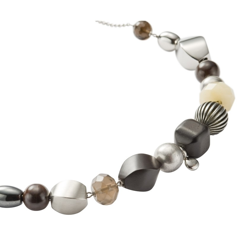 necklace woman jewellery Fossil JF85352040
