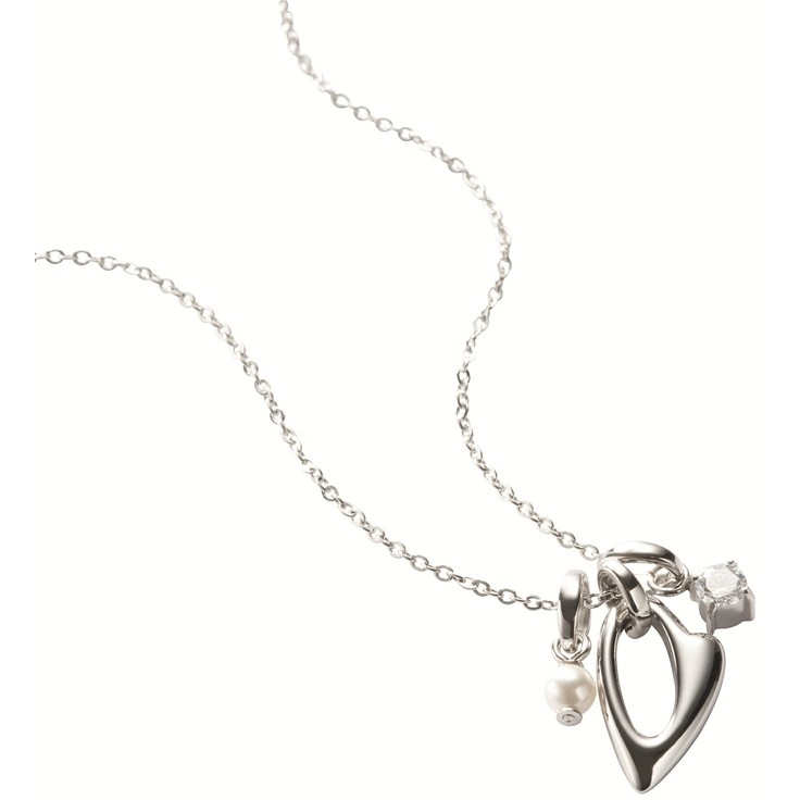 necklace woman jewellery Fossil JF85988040