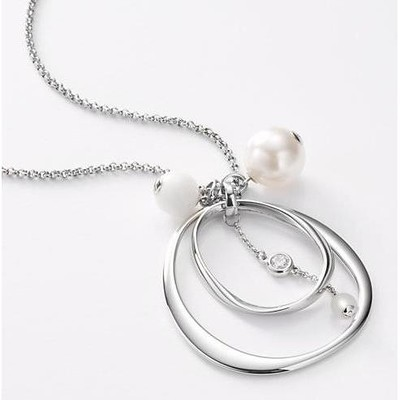 necklace woman jewellery Fossil JF86114040