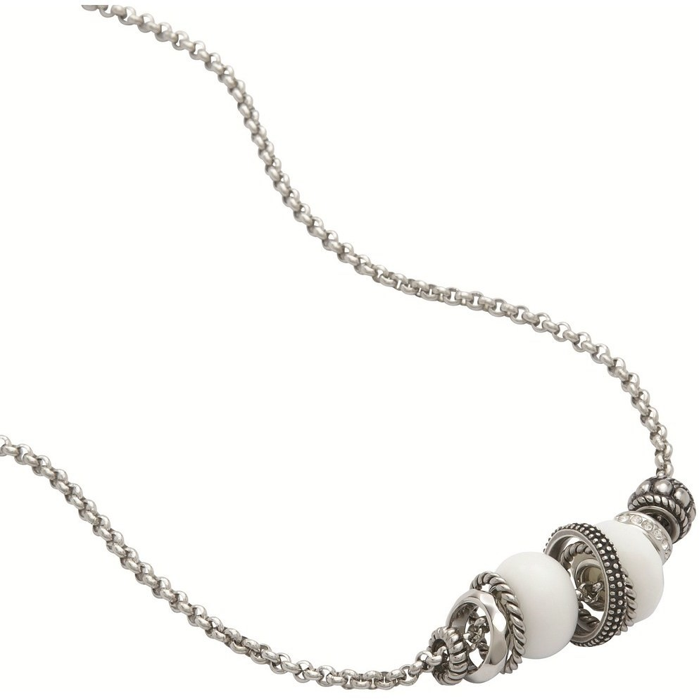 necklace woman jewellery Fossil JF86884040