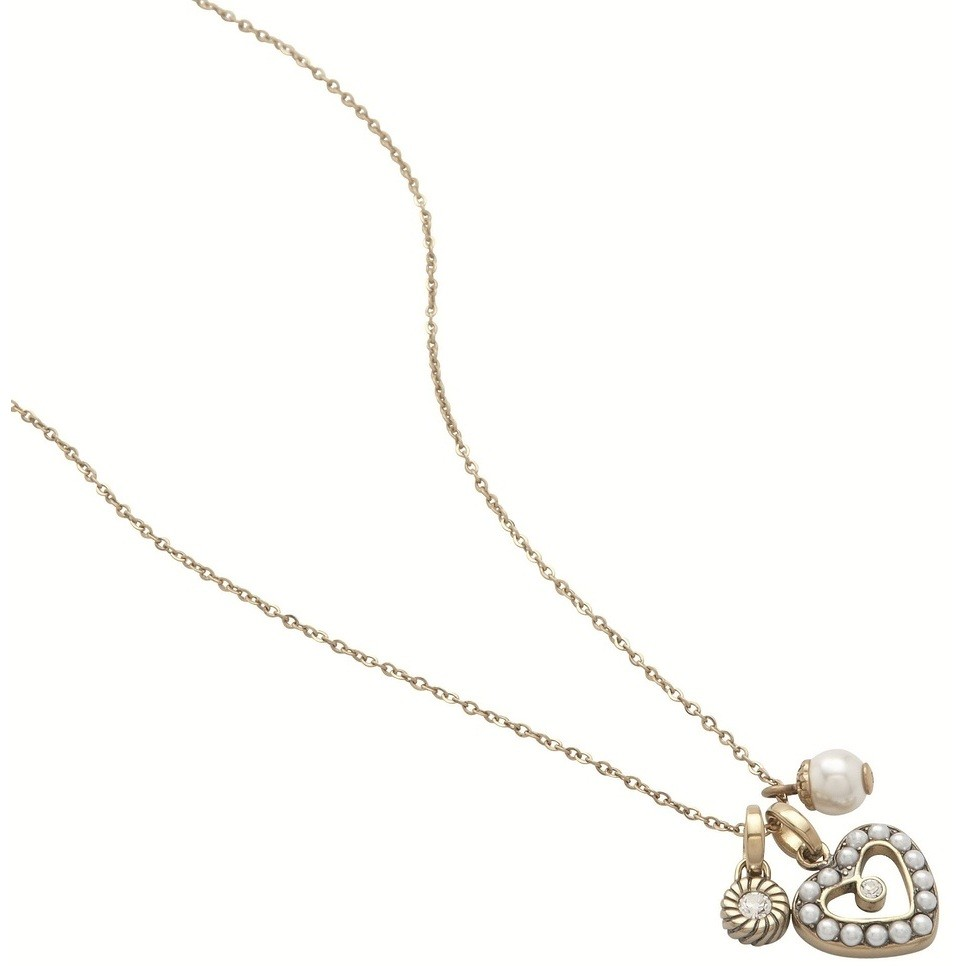 necklace woman jewellery Fossil JF87061040