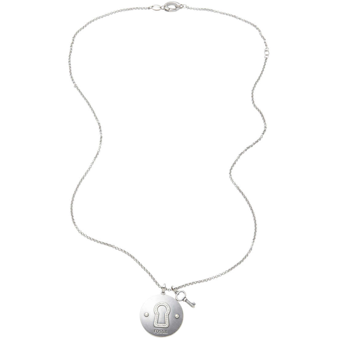 necklace woman jewellery Fossil JF87301040