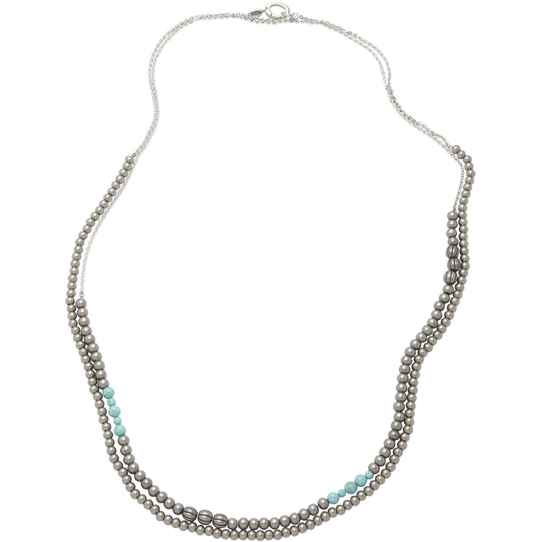 necklace woman jewellery Fossil JF87440040