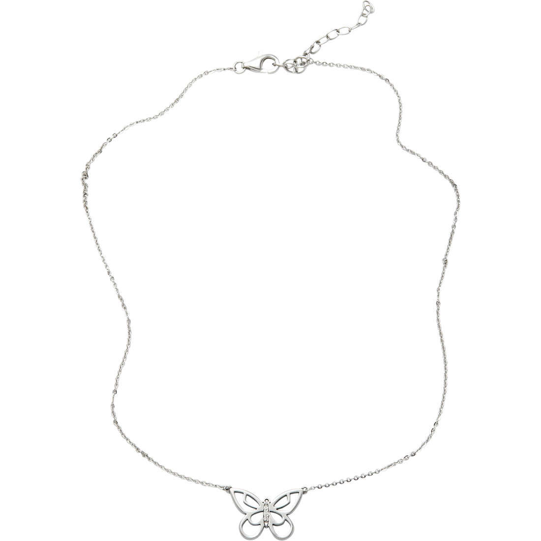 necklace woman jewellery Fossil JF87817040