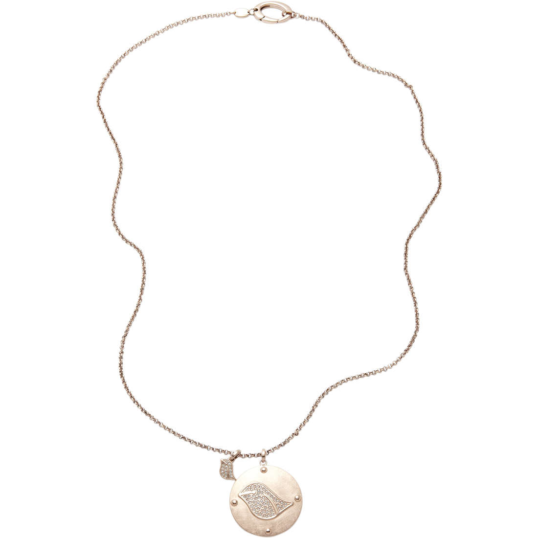 necklace woman jewellery Fossil JF87998040