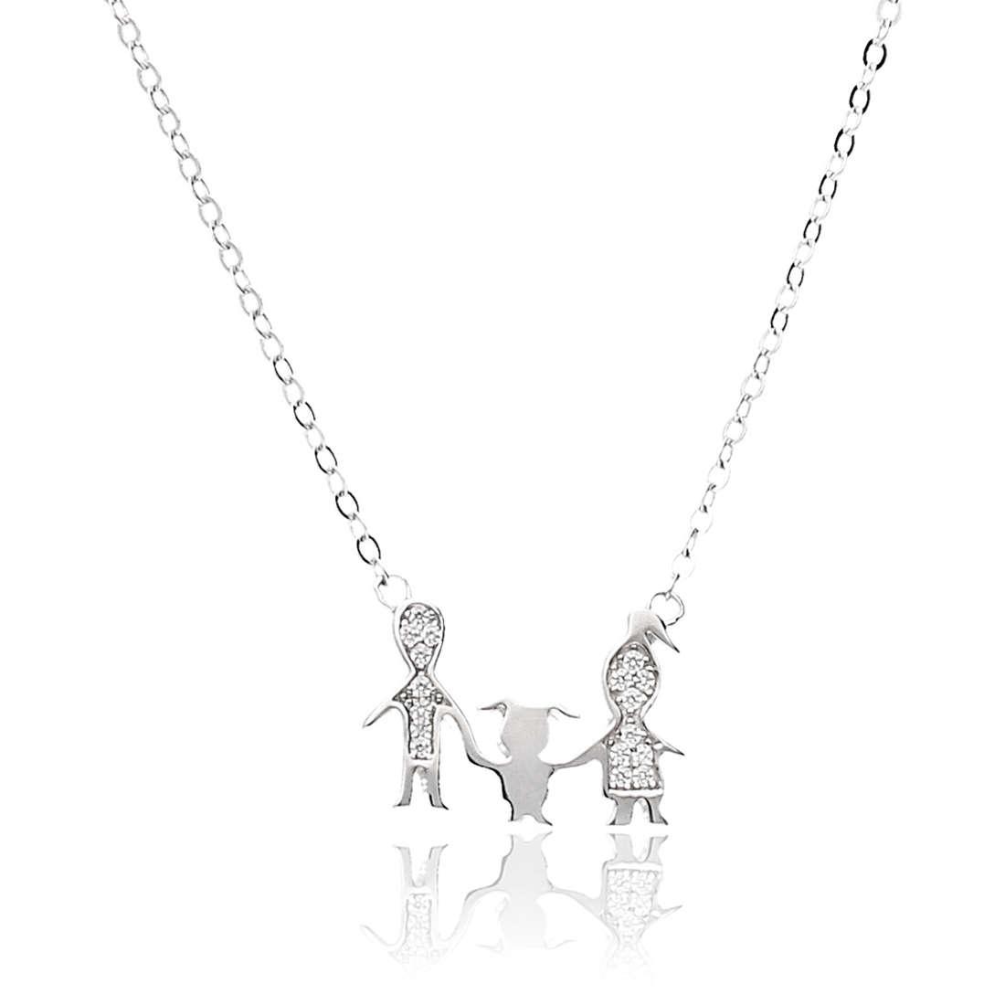 necklace woman jewellery GioiaPura 38797-01-99