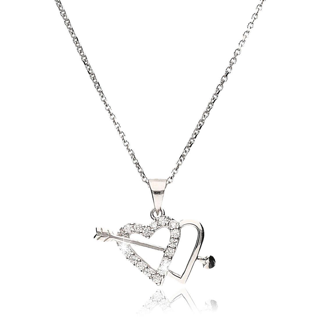 necklace woman jewellery GioiaPura GPSRPND0024-43