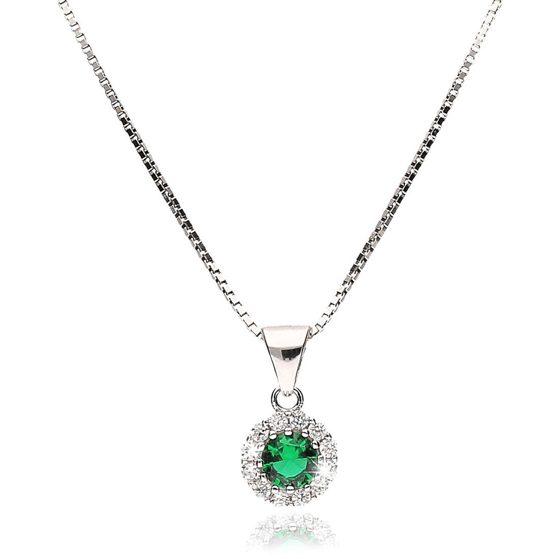 necklace woman jewellery GioiaPura GPSRPND1239-VE