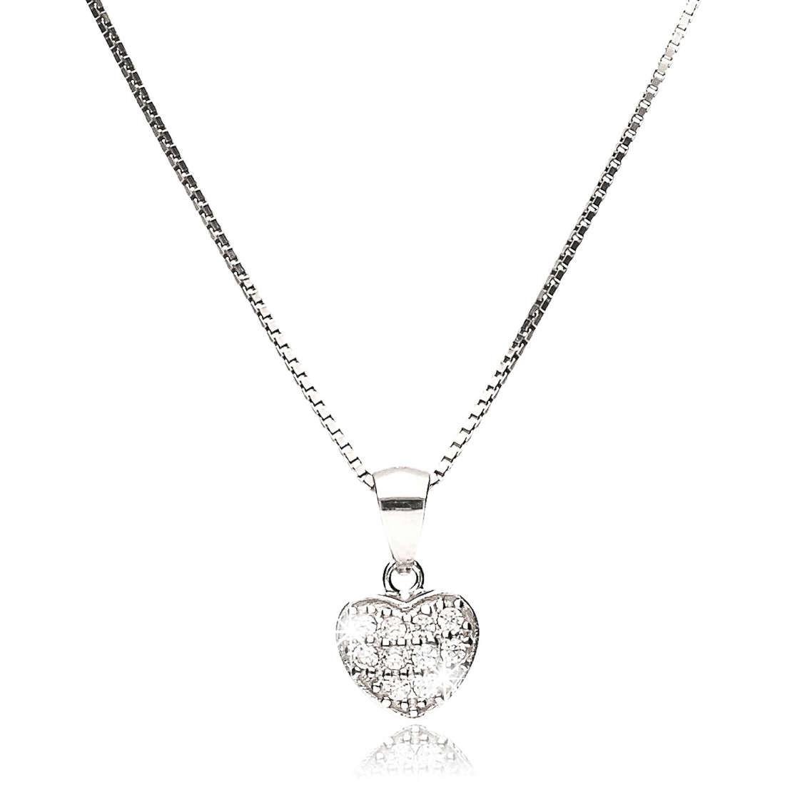 necklace woman jewellery GioiaPura GPSRPND1546