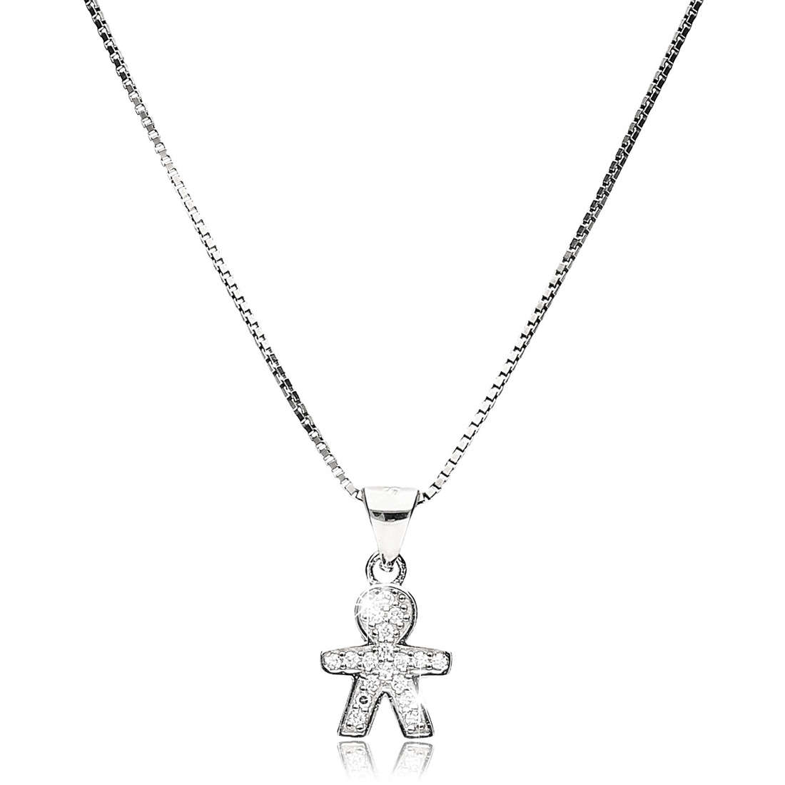 necklace woman jewellery GioiaPura GPSRPND2339