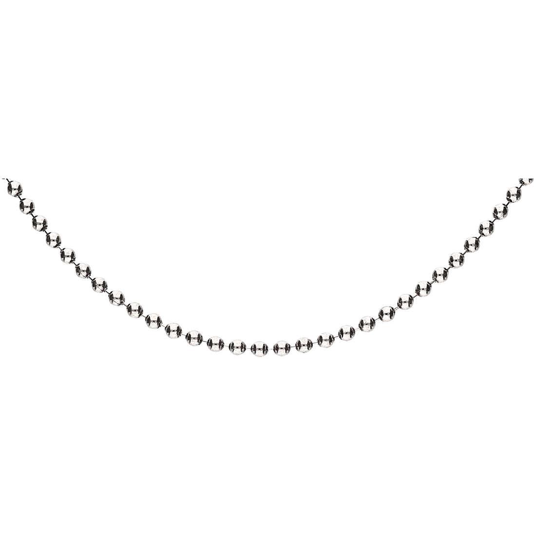 necklace woman jewellery GioiaPura GPSRSCL0021-50-CF