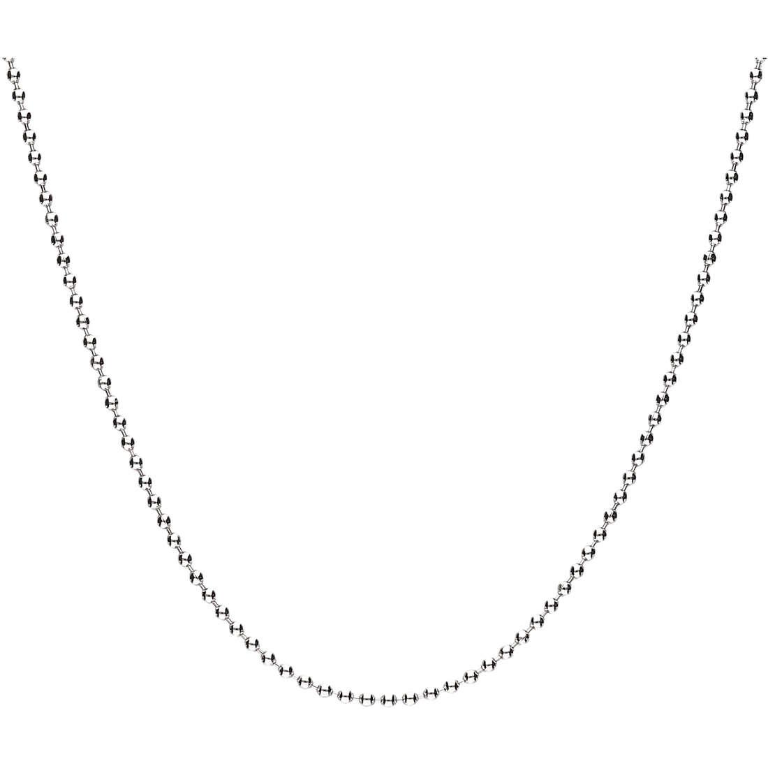 necklace woman jewellery GioiaPura GPSRSCL0459-90