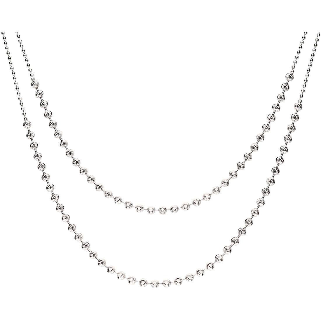 necklace woman jewellery GioiaPura GPSRSCL0741