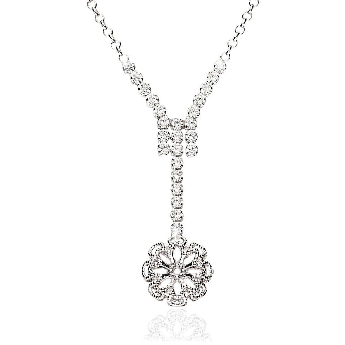 necklace woman jewellery GioiaPura GPSRSCL1205