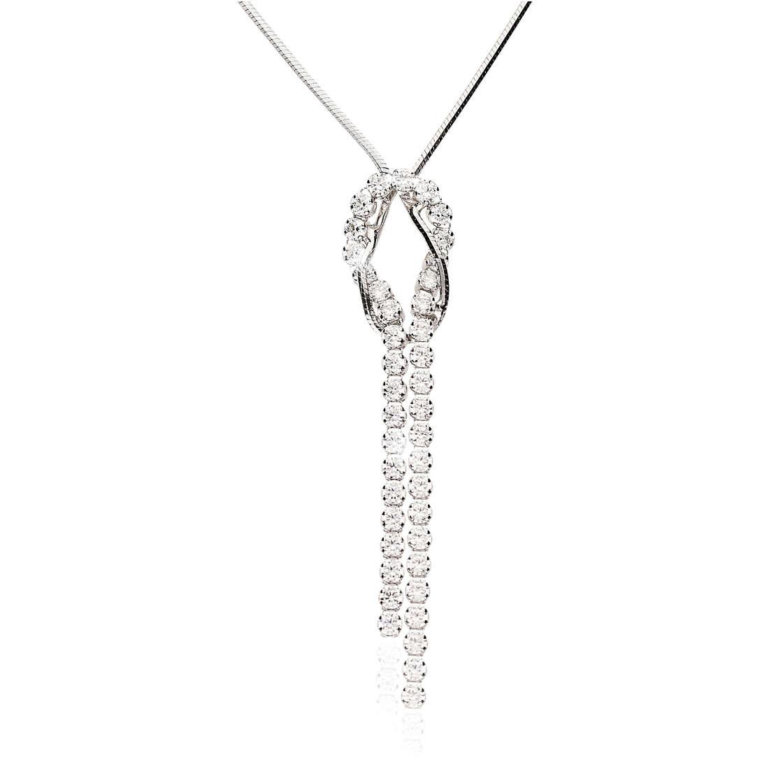 necklace woman jewellery GioiaPura GPSRSCL1206