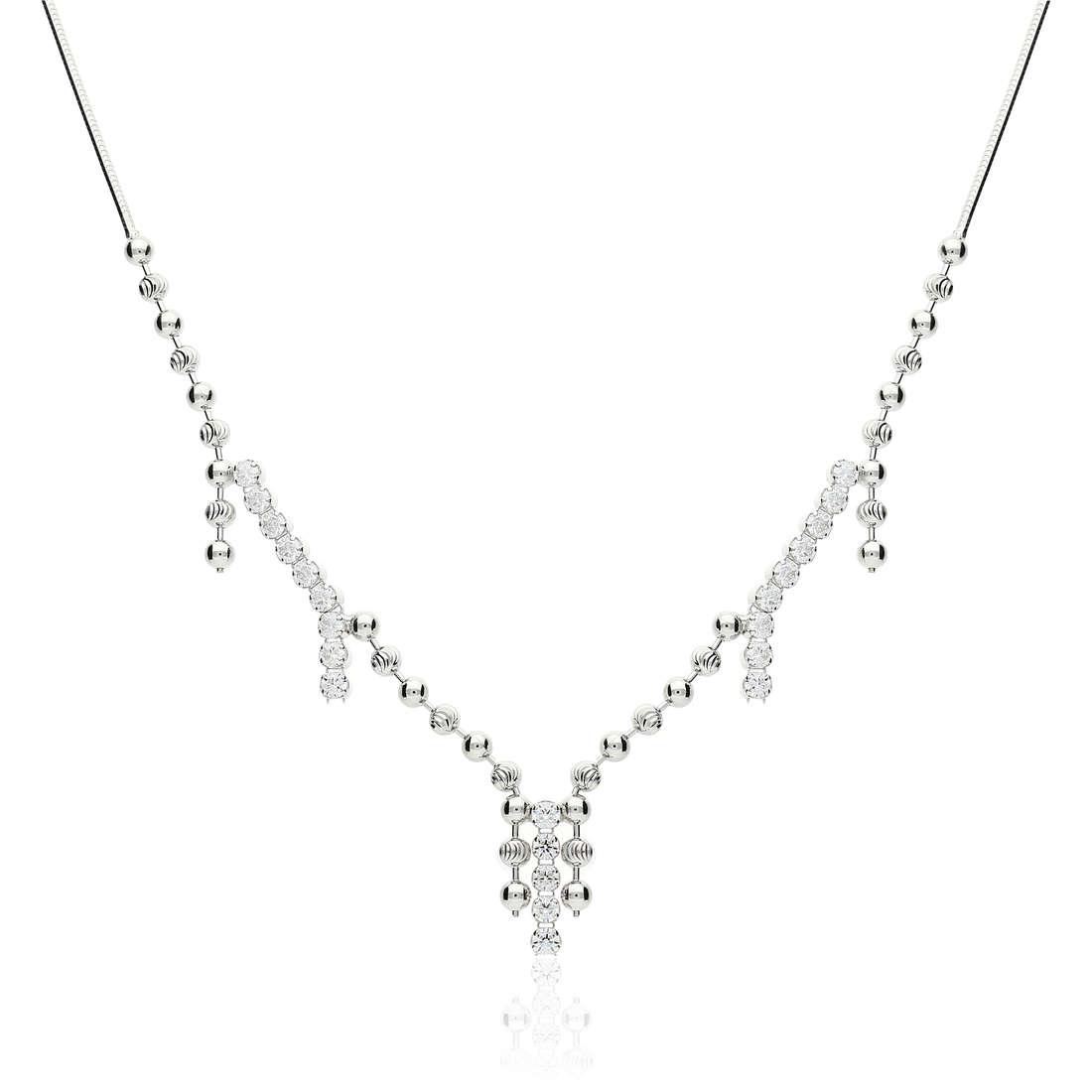necklace woman jewellery GioiaPura GPSRSCL1208