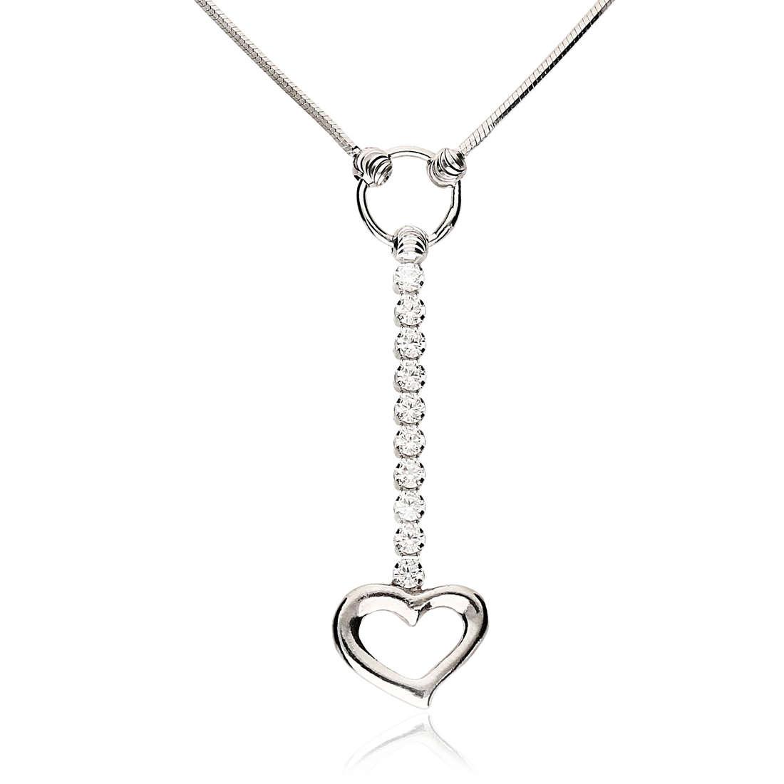 necklace woman jewellery GioiaPura GPSRSCL1212