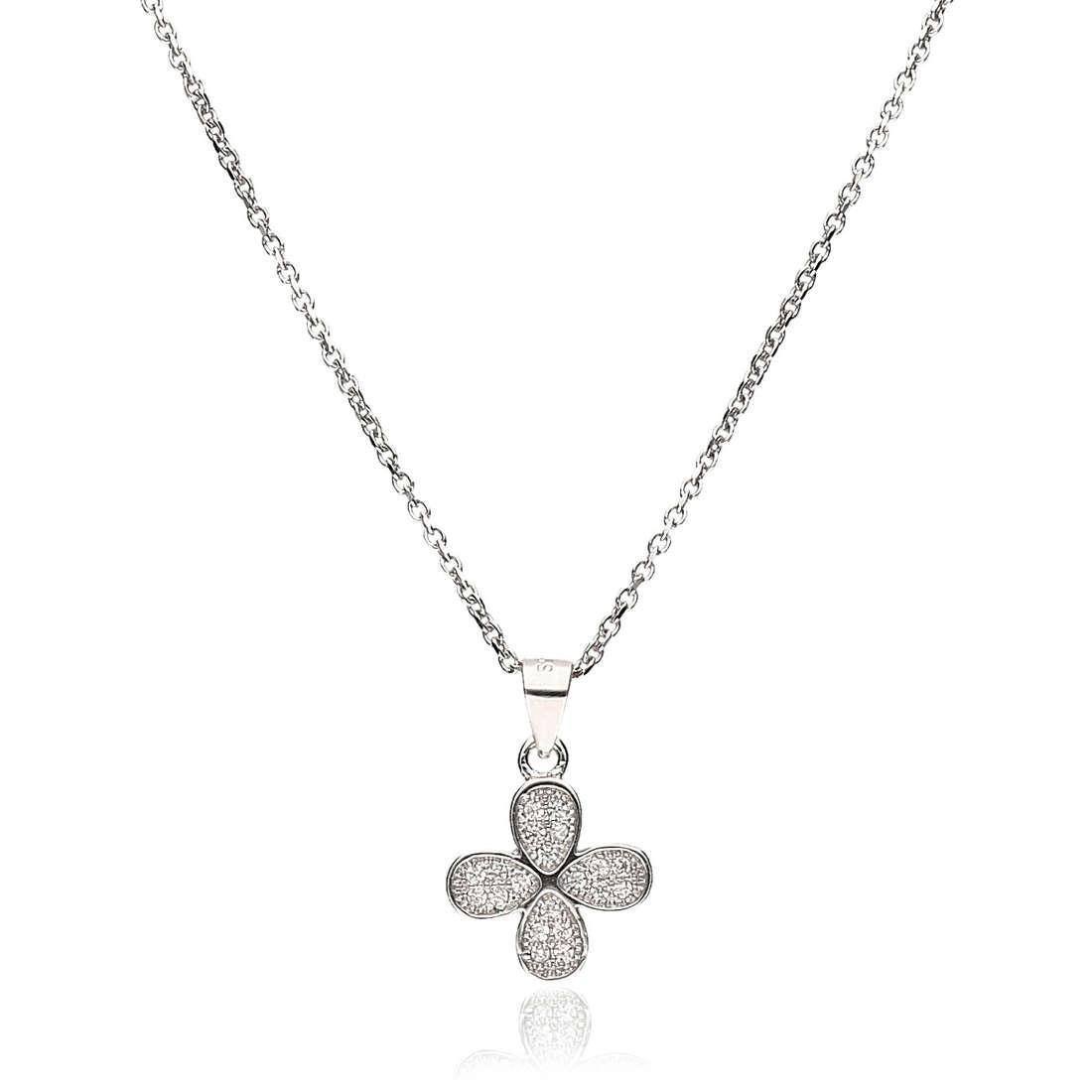 necklace woman jewellery GioiaPura GPSRSCL1375