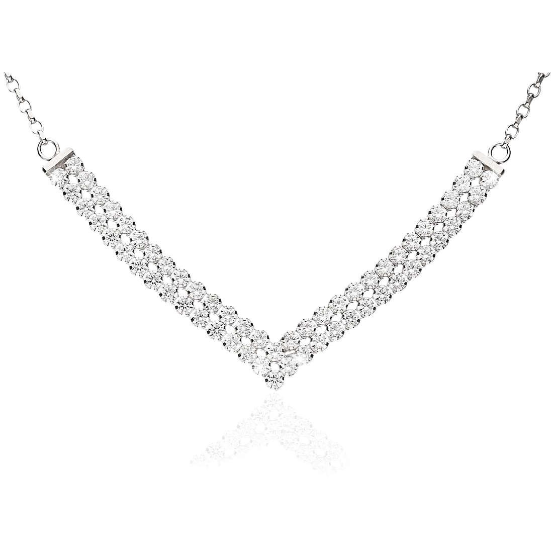 necklace woman jewellery GioiaPura GPSRSCL1511